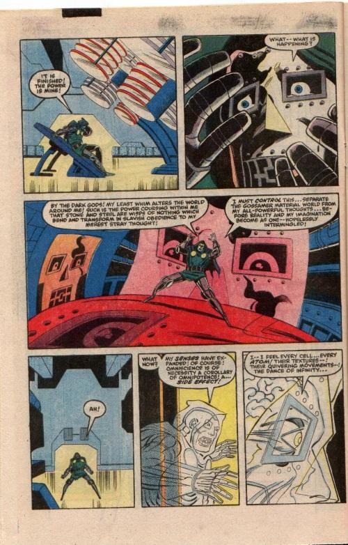 Omniscience–Doctor Doom-Secret Wars I #10-6