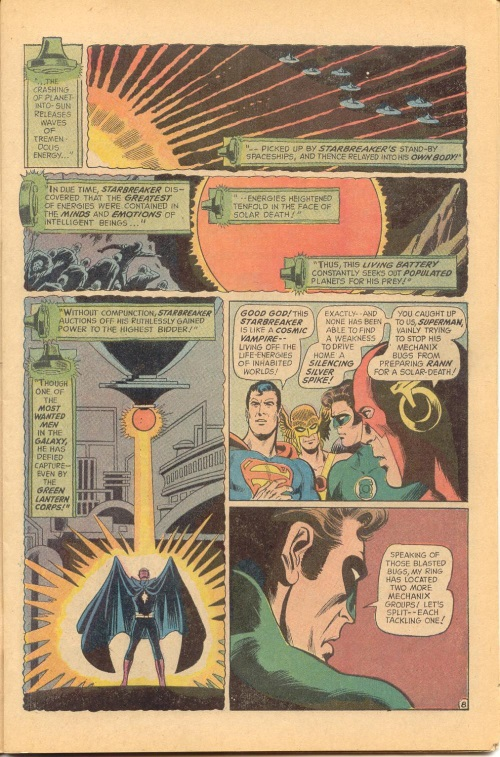 Planetary Absorption-Starbreaker-Justice League of America V1 #96-11