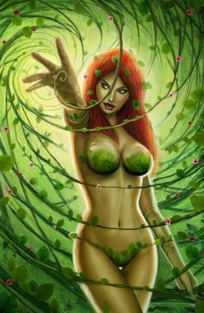 Plant Manipulation–Poison Ivy (DC)