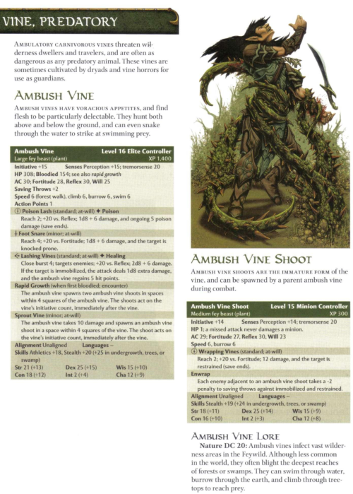 plant-mimicry-predatory-vine-dd-4th-edition-monster-manual-2