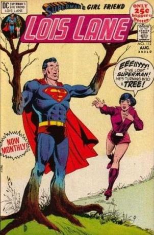 Plant Mimicry-Superman-Lois Lane V1 #112