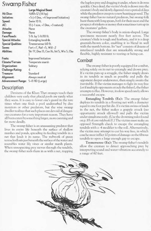 plant-mimicry-swamp-fisher-creature-collection-ii-dark-menagerie