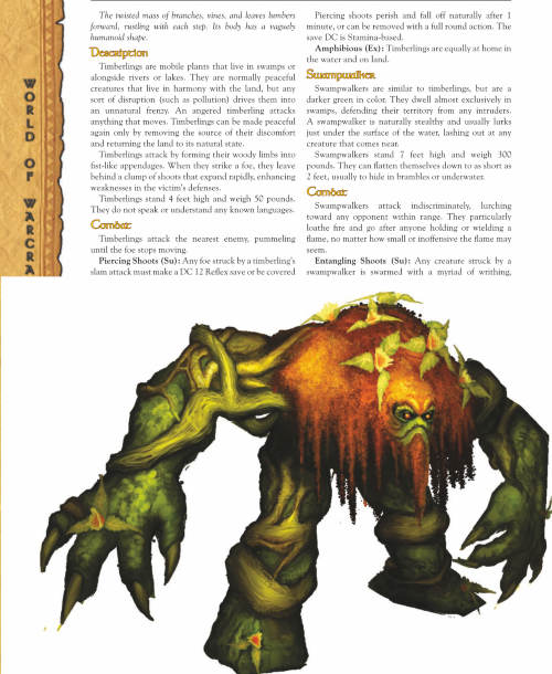 plant-mimicry-wow-timberlings-world-of-warcraft-monster-guide