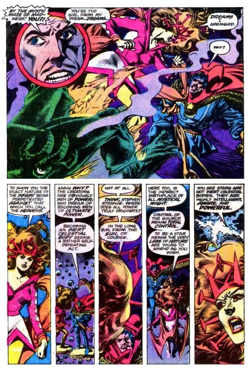 Plasma Mimicry–Doctor Strange V1 #24-12