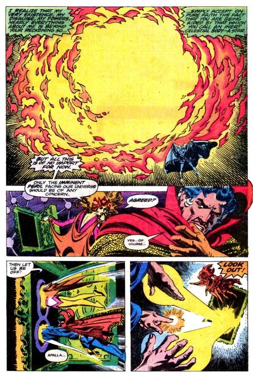 Plasma Mimicry–Doctor Strange V1 #24-14