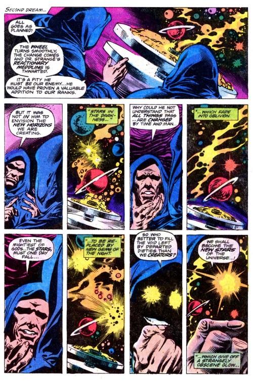 Plasma Mimicry–Doctor Strange V1 #24-8