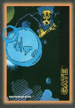 Portal Creation-1993 SkyBox Ultraverse-58Fr Gate