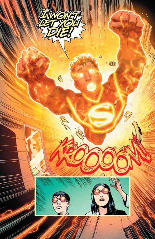 Power Bestowal (persons)-New Super-Man #1-20