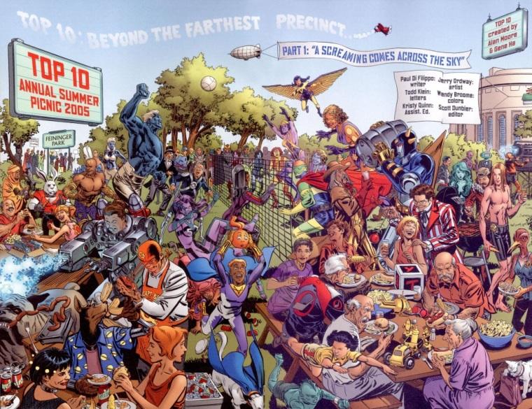 Power Bestowal (persons)-Top Ten-Beyond The Farthest Precinct #1