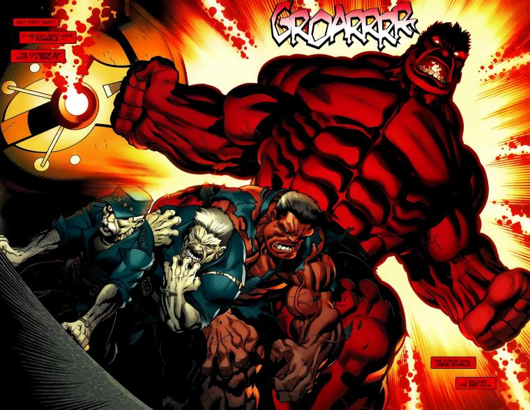 Power Bestowal (persons)–Gamma-Red Hulk-Hulk V2 #23 (2010)-29
