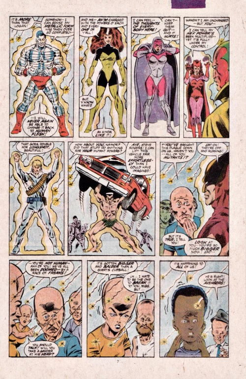 Power Bestowal (persons)–What If V2 #1-The Avengers Lost the Evolutionary War