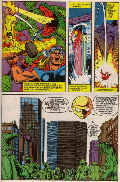Power Bestowal (persons)–What If V2 #25-The Marvel Super Heroes Had Lost Atlantis Attacks