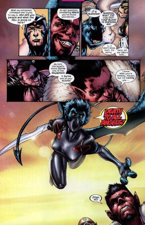 Power Manipulation-Secondary Mutation-Angel-Uncanny X-Men V1 #431