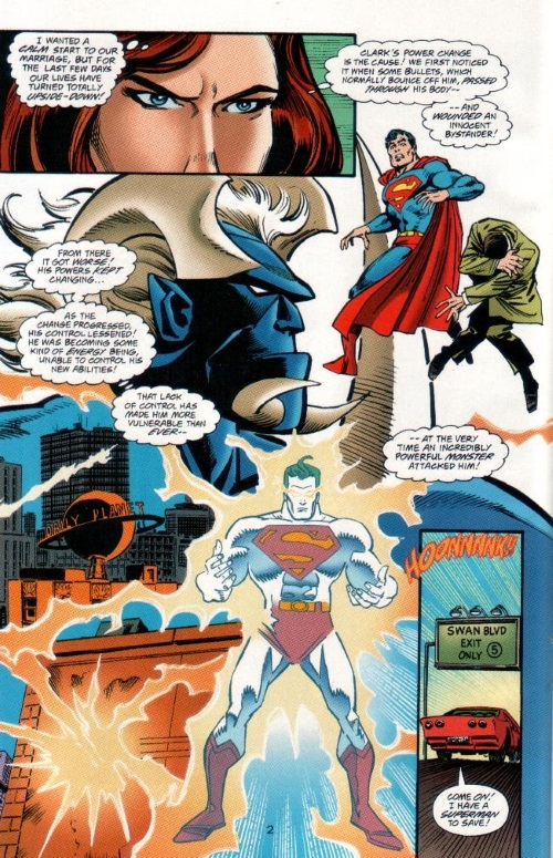 Power Manipulation–Superman V2 #123 - Page 3