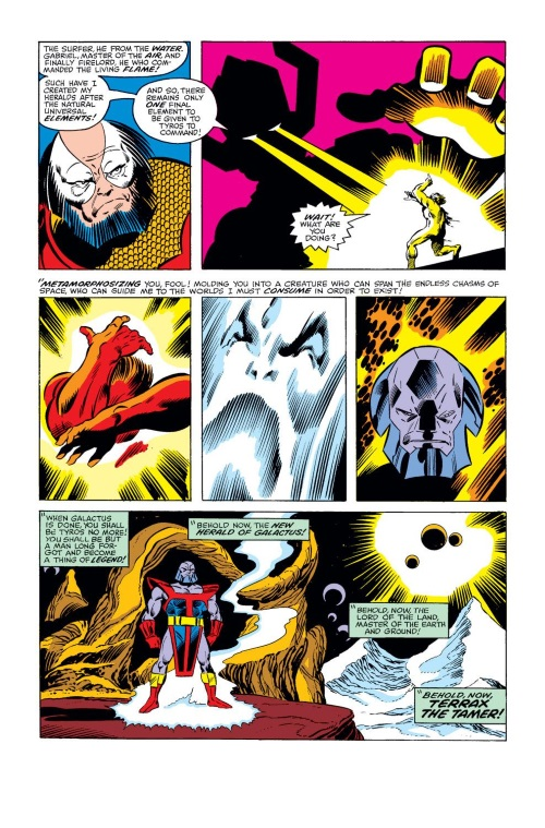 Power Manipulation–Terrax-Fantastic Four V1 #211