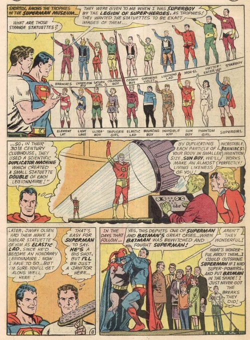 Power Mimicry-Composite Superman-World's Finest Comics V1 #142-10