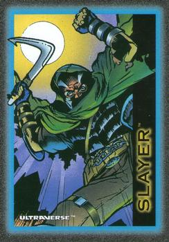 Precognition-1993 SkyBox Ultraverse-32Fr Slayer