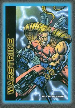 Precognition-1993 SkyBox Ultraverse-42Fr Warkstrike