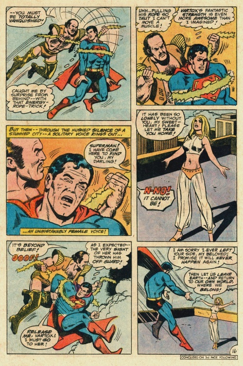 Psychic Weapons–Vartox-Action Comics #476 (DC)
