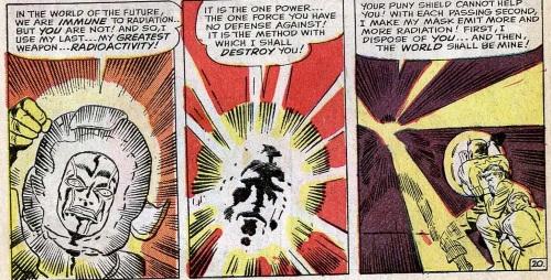 Radiation Immunity-Kang-Avengers V1 #8