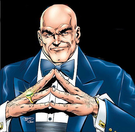 Radiation Immunity-Lex Luthor-Kryptonite Ring