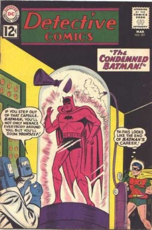 Radiation Immunity-OS-Batman-Detective Comics V1 #301