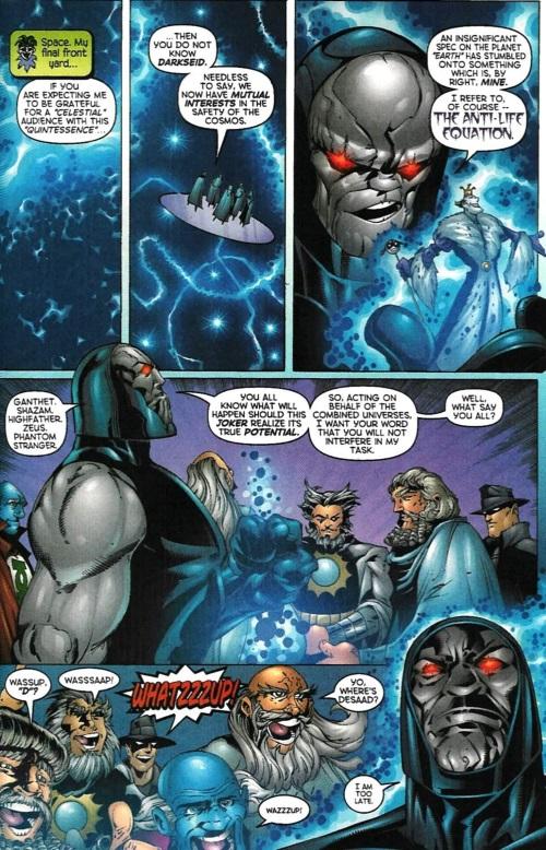 Reality Warping-Superman-Emperor Joker #5-31