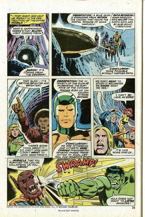 Regeneration–Warlock-Hulk V1 #178-28