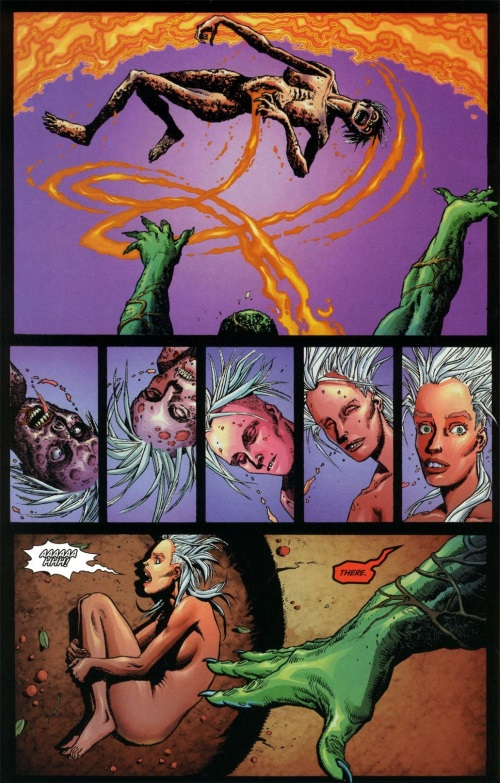 Resurrection (others)-Swamp Thing V4 #6-5