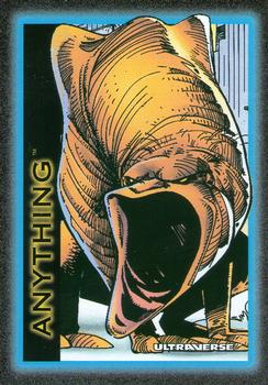 Shape Shifting-1993 SkyBox Ultraverse-1Fr Anything