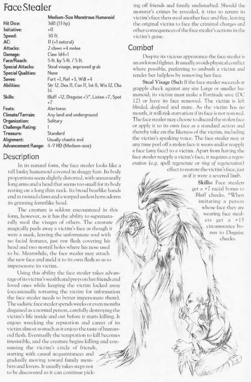 shape-shifting-greater-doppleganger-tsr-2158-monstrous-compendium-annual-volume-2