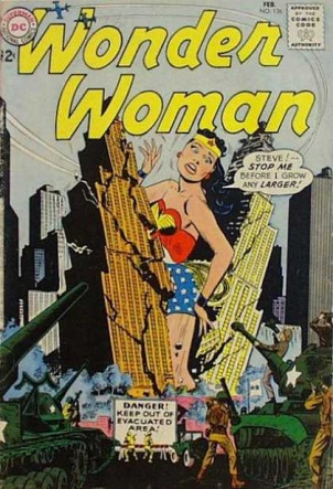 Size Growth (object)-OS-Wonder Woman V1 #136