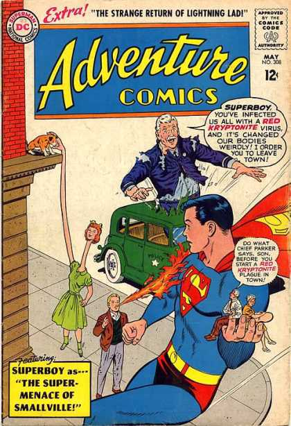 Size Reduction (object)-OS-Adventure Comics V1 #308