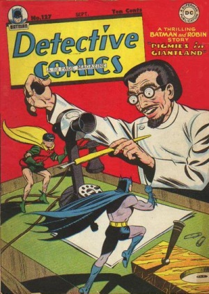 Size Reduction (object)-OS-Detective Comics V1 #127