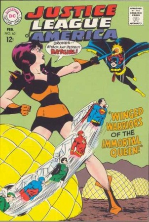 Size Reduction (object)-OS-Justice League of America V1 #60