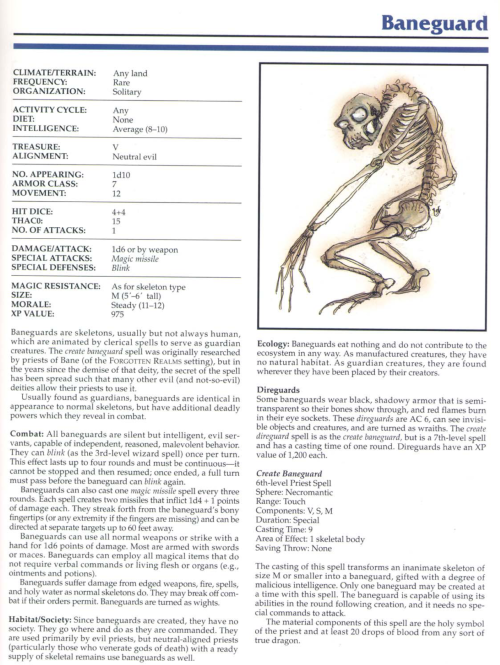 skeleton-mimicry-baneguard-tsr-2145-monstrous-compendium-annual-volume-1