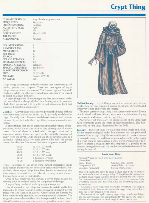 skeleton-mimicry-crypt-thing-tsr-2140a-monstrous-manual