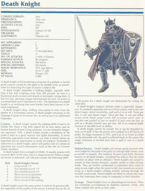 skeleton-mimicry-death-knight-tsr-2140a-monstrous-manual