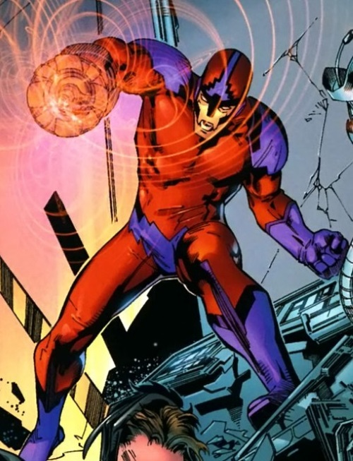 Sound manipulation–Klaw (Marvel)