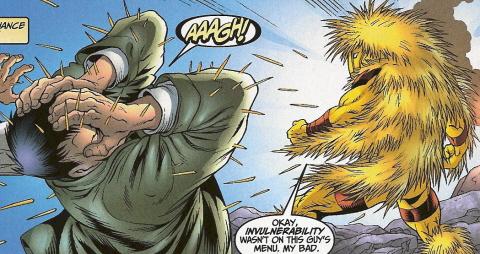 Spike Portrusion-Porcupine (Marvel)