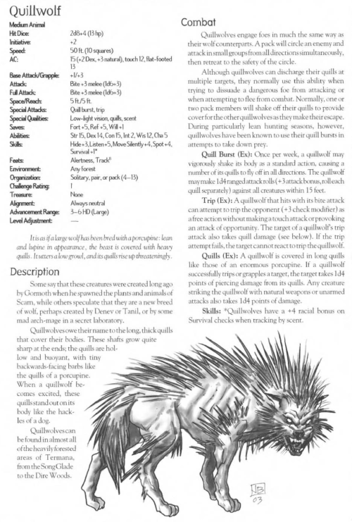 spike-protrusion-quillbeast-creature-collection-iii-savage-bestiary