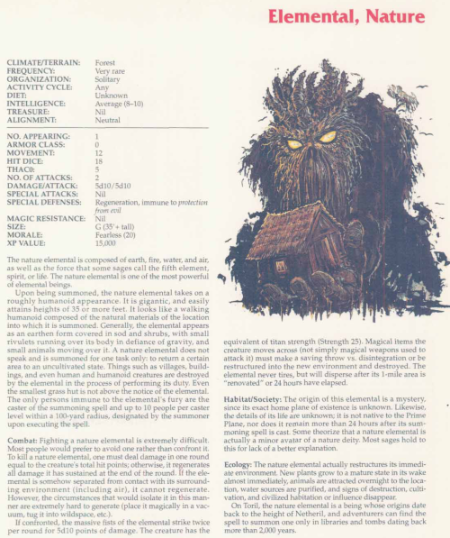 substance-mimicry-many-nature-elemental-tsr-2158-monstrous-compendium-annual-volume-2