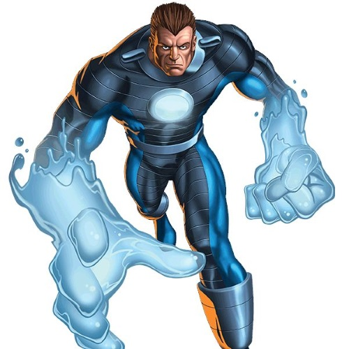 Substance Mimicry (one)–Hydroman (Marvel)