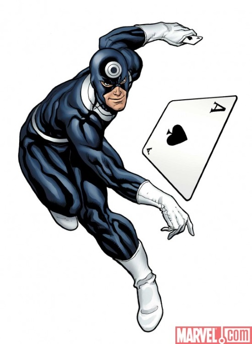 Superhuman Accuracy–Bullseye (Marvel)