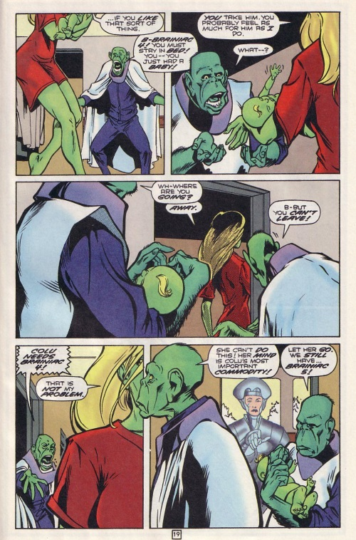 Superhuman Intelligence-Brainiac 5-Legion of Super-Heroes V4 #77-20