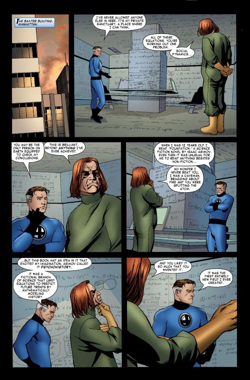 Superhuman Intelligence-Reed Richards-Fantastic Four #542 (2007)-20