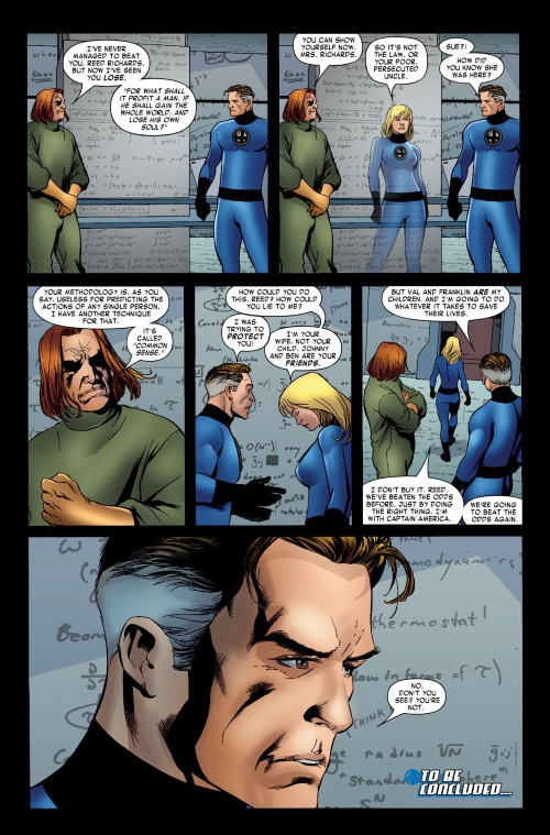 Superhuman Intelligence-Reed Richards-Fantastic Four #542 (2007)-23
