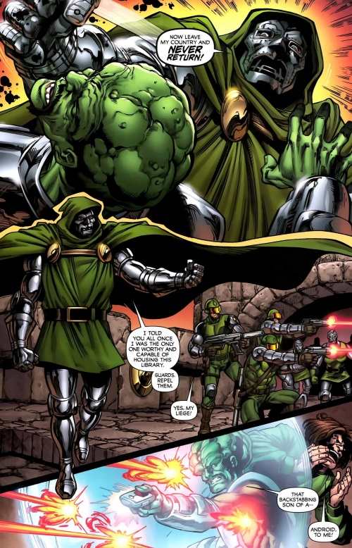 Superhuman Intelligence–Doctor Doom-Fall Of The Hulks Alpha(2010)26