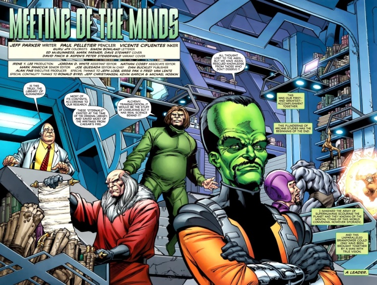 Superhuman Intelligence–Doctor Doom-Fall Of The Hulks Alpha(2010)6