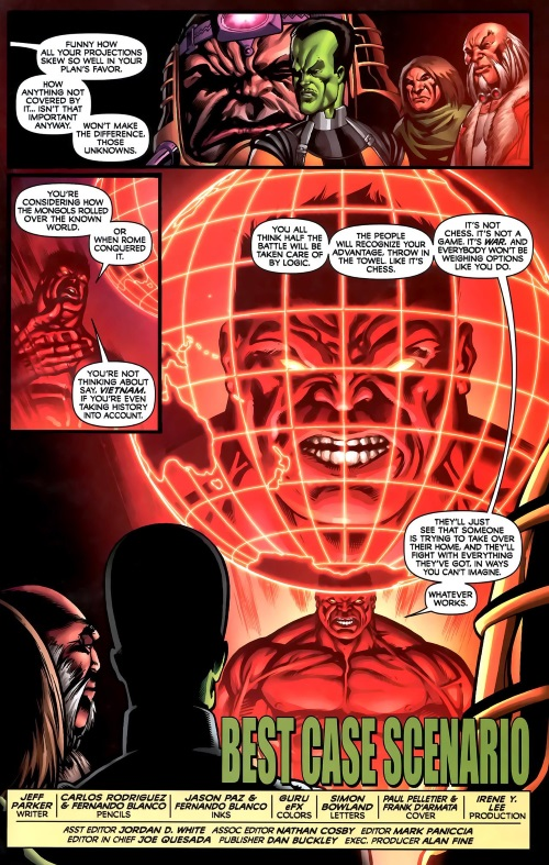 Superhuman Intelligence–MODOK-Fall Of The Hulks #4 (of 4) (2010)-4